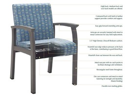 New Global Bariatric Chair
