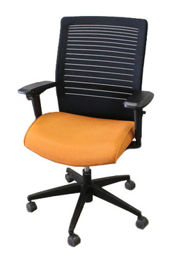 Global Loover Task Chairs (Match Orange)