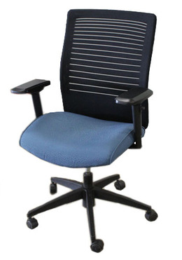 Global Loover Task Chairs (Match Arctic)