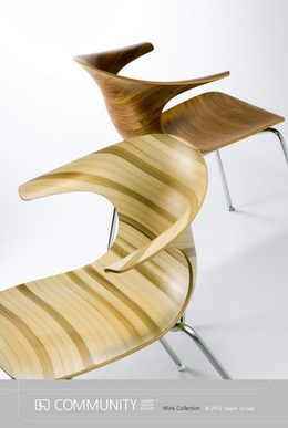 New Community Wink Chair - Modern and Stylish