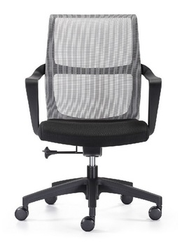 New Modern Mesh Conference Chair