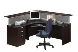 Cheap New Reception Desks
