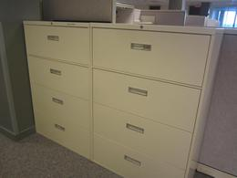 Lateral Files by Steelcase
