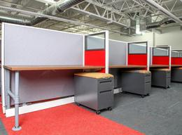 Industrial Office Furniture Call Center