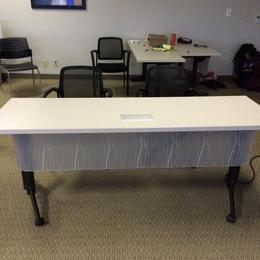 Pre-Owned Flip/Nest Training Tables