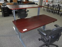 NEW IN-STOCK HEIGHT ADJUSTABLE TABLES