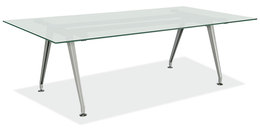 FROSTED GLASS CONFERENCE TABLES