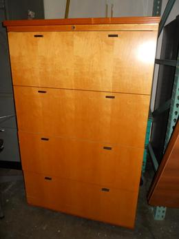 USED MAPLE LATERAL FILE
