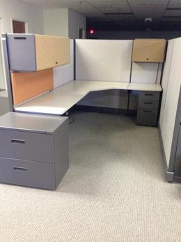 USED 8x6 CUBICLES