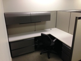 Knoll Morrison Workstations 6x8