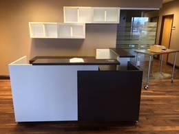 New Lacaase Reception Desk