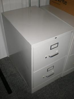 2 Drawer Legal Files