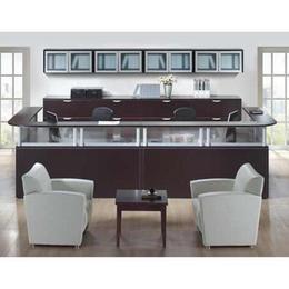 NEW Double Reception Desk