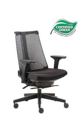 Contemporary Mesh Executive Chair