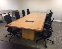 Executive Conference Table - 12'x4'