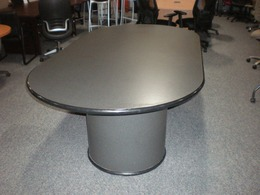 48 x 96 Black Matric Conference Table