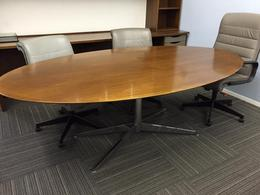 Wood Knoll Florence Style Conference Table