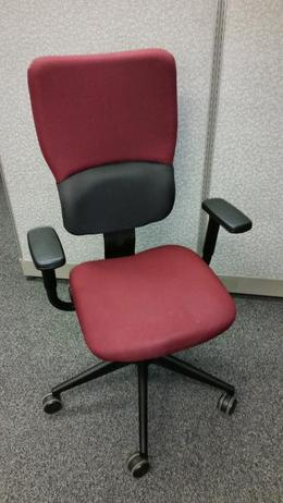 "Steelcase ""Let's B"" Office Chairs"