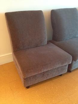 Metro Archipelago Lounge Chairs