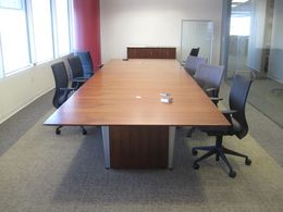 Nucraft 16 ft. Conference Table