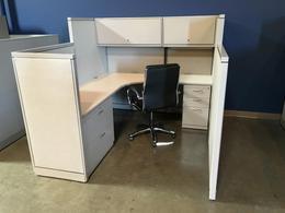 Steelcase Avenir Office Workstations