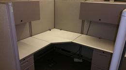 Knoll Equity 6x6 cubicles 49