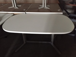 Used office conference tables herman miller everywhere oval table at furniture finders