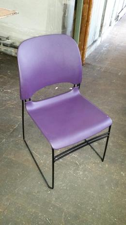 Herman Miller Limerick Stack-Purple