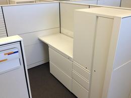 Herman Miller Canvas Workstations