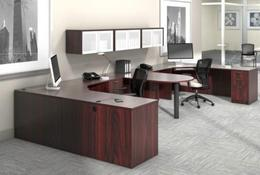New In Stock Ready to go! 2 - Person Desks