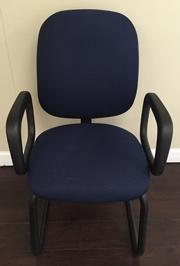 Sit-On-It Transit Side Chair