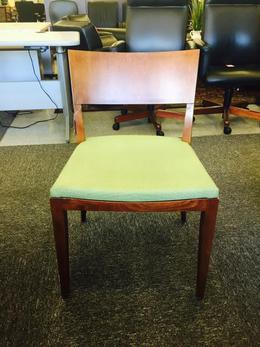 Used Office Chairs Knoll Crinion Side Chairs At Furniture Finders