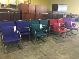 Knoll BRNO Guest Chairs