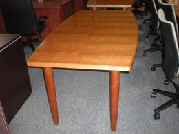 Gunlocke 36 x 72 Conference Table