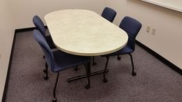 5' Conference Table