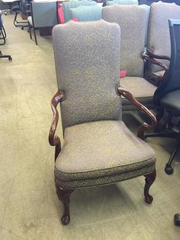 TRADITIONAL STYLE GUEST/SIDE CHAIR by KIMBALL