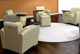 Santa Cruz Series Lounge Chairs
