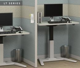 Height Adjustable Tables: LT Series