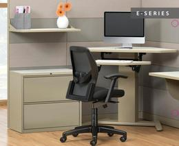Height Adjustable Tables: E Series