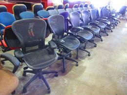 Heman Miller Aeron used task chairs