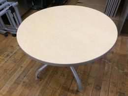 "Herman Miller 36"" Round Table"