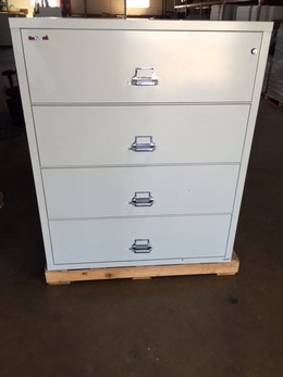 FireKing Fireproof Lateral Filing Cabinets