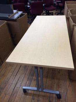 Herman Miller Training Tables
