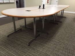 15' Modular Conference Table