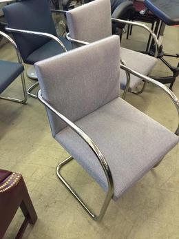 Tan Knoll BRNO Chairs