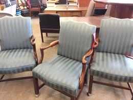 TRADITIONAL STYLE GUEST CHAIRS