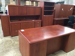 DBS Custom Made Executive Desks