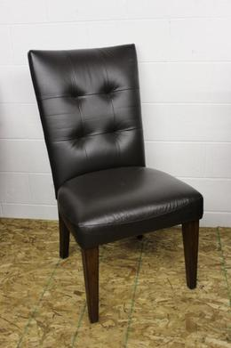 Ashley Guest Chair-Leather