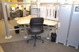 Herman Miller Resolve Work Stations