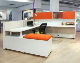 AIS DiVi Modern Office Cubicles in Miami